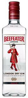 Beefeater Gin London Dry 1.00l
